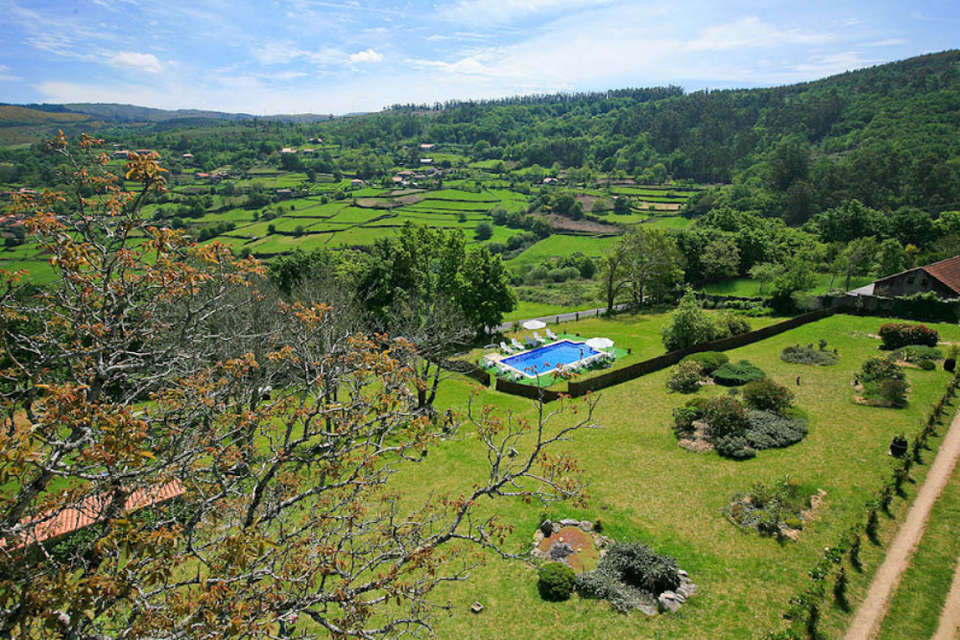 Casa Rural O Bergando - O_Bergando_Vue_de_haut.jpg