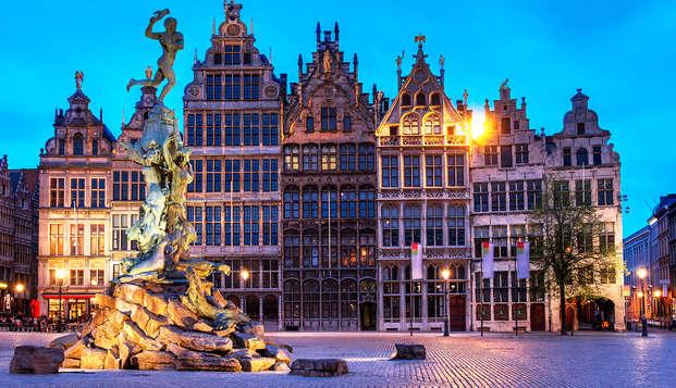 Citytrip naar het gezellige Antwerpen