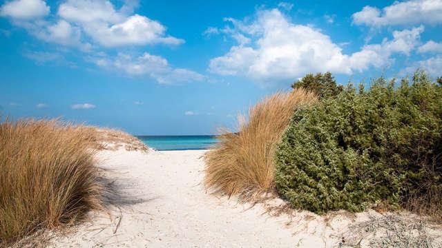 Sol y playa en familia en la Costa Esmeralda