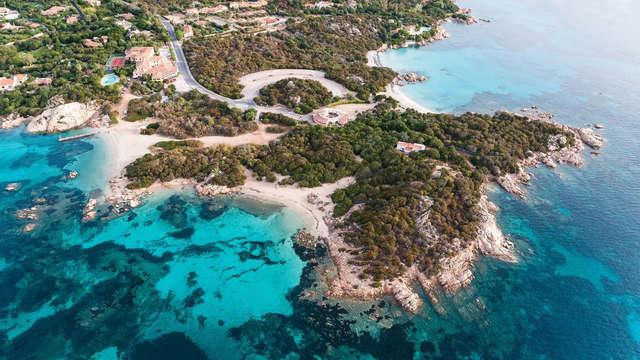 Luxe et détente dans un paradis de la Costa Smeralda (à partir de 3 nuits)