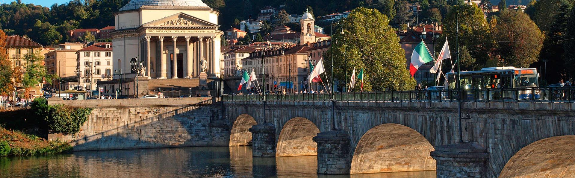 Week-end culture et découverte de Turin avec verre de bienvenue (à partir de 2 nuits)