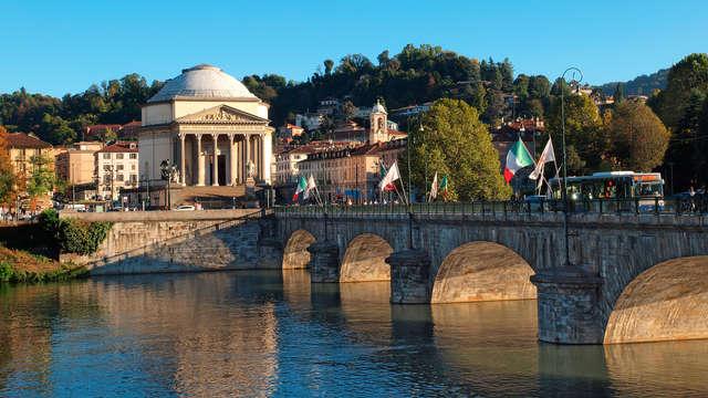 Incantevole Torino: notte e drink di benvenuto nell'Antica Capitale d'Italia