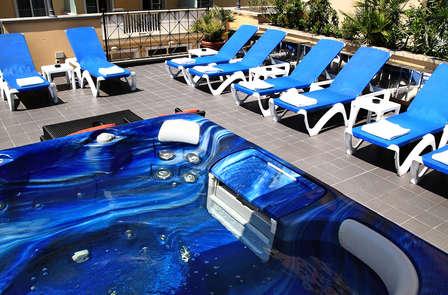 Weekend all'insegna del relax sul lungomare di Rimini