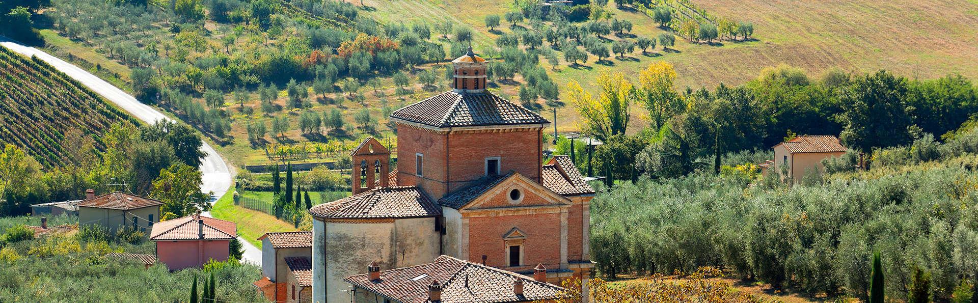 Séjour de détente 4* dans la belle ville de Chianciano Terme ! (non remboursable)