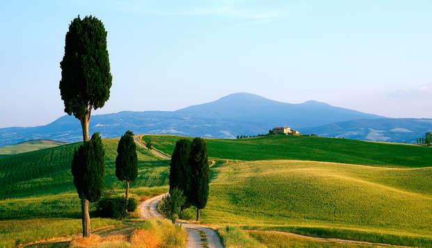 Weekend Relax con cena, spa e massaggio in Toscana