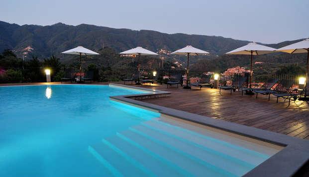 Camera Tripla vicino alle Cinque Terre, con Spa e buono da spendere in hotel!
