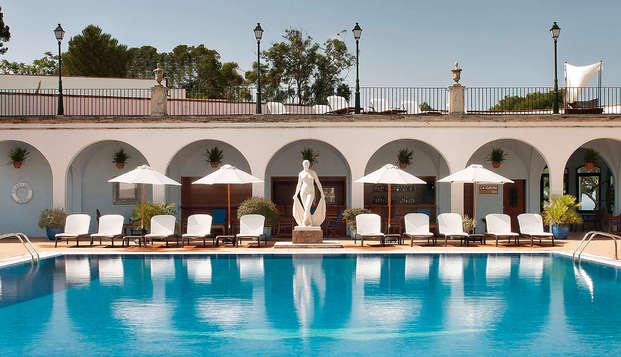 Escapada a un hotel icono y de lujo de la Costa Brava con unas vistas extraordinarias
