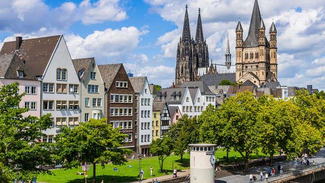 Evasión urbana en Colonia