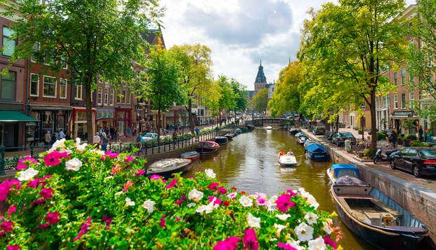Citytrip en Amsterdam con spa incluido (a partir de 2 noches)