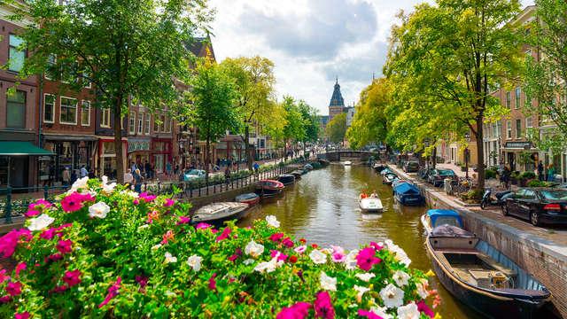 Citytrip naar Amsterdam en ontspannen in de wellness (vanaf 2 nachten)