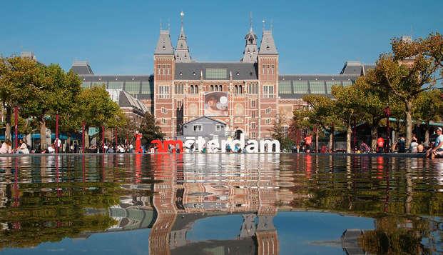 Citytrip à Amsterdam avec wellness inclus (à partir de 2 nuits)