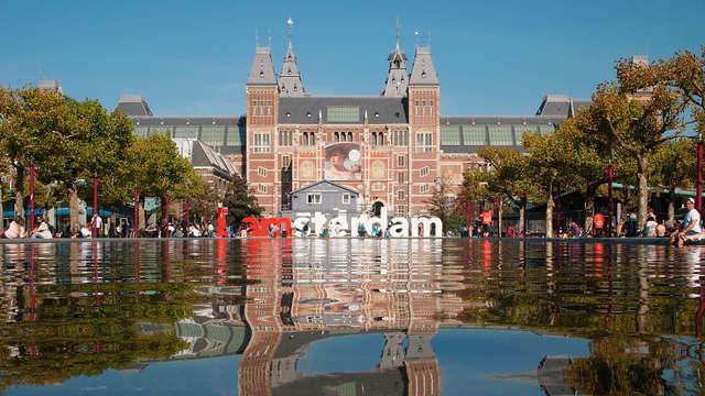 Citytrip à Amsterdam avec spa (3 nuits)