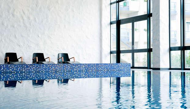 Confort, lujo y spa en Ámsterdam