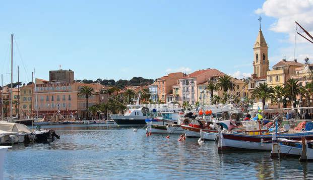 Week-end de charme à Sanary-sur-Mer