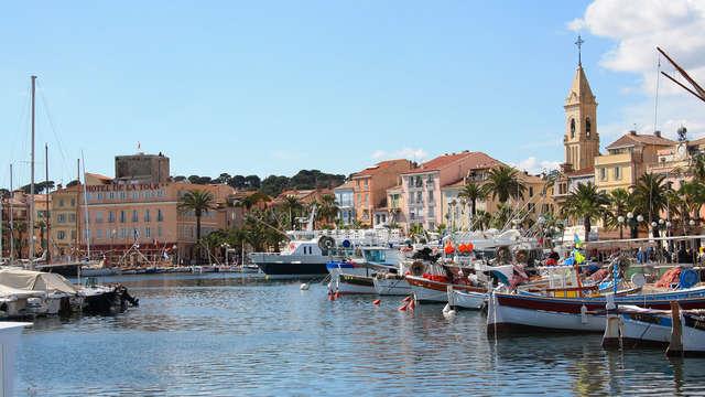 Escapada con encanto en Sanary-sur-Mer