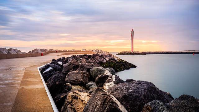 Bezoek Oostende en verblijf in alle rust vlakbij het strand (2 nachten)