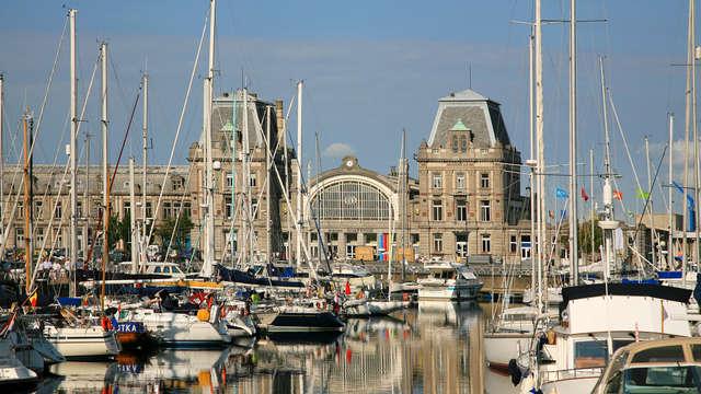 Kom tot rust  aan de Belgische kust