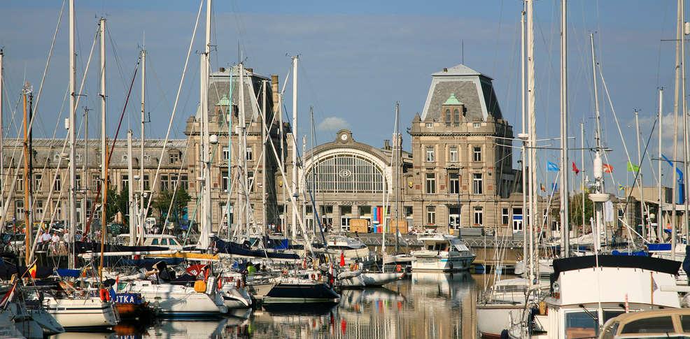 Hotel Royal Astrid 3 Ostende Belgique