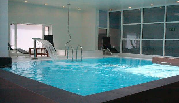 Détente au bord de la mer dans un hôtel bien-être à Ostende (2 nuits)