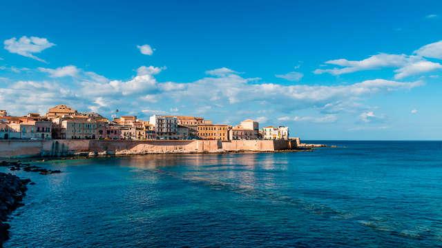 Alla scoperta della Sicilia in una villa d'epoca alle porte di Siracusa