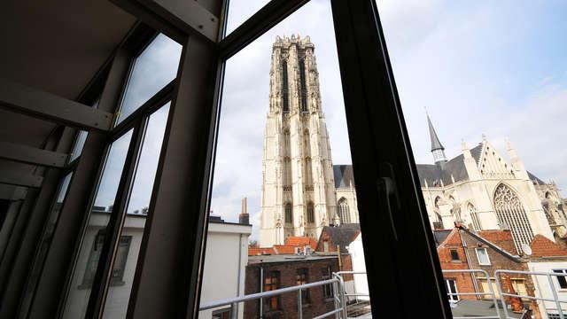 Ontdek het oude stadscentrum van Mechelen (vanaf 2 nachten)