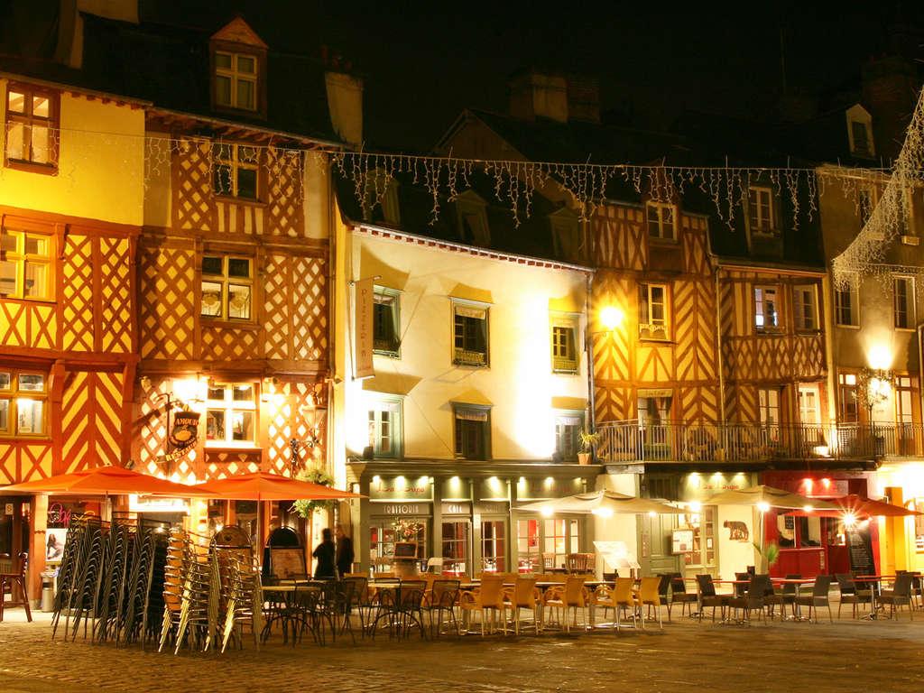 Séjour Rennes - Week-end dans un appartement à Rennes  - 2*