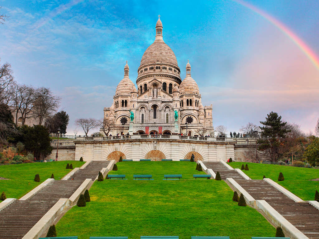 Séjour Seine-Saint-Denis - Week-end en chambre supérieure à deux pas de Paris  - 4*