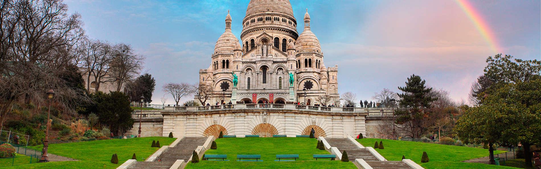 Week-end en chambre supérieure à deux pas de Paris