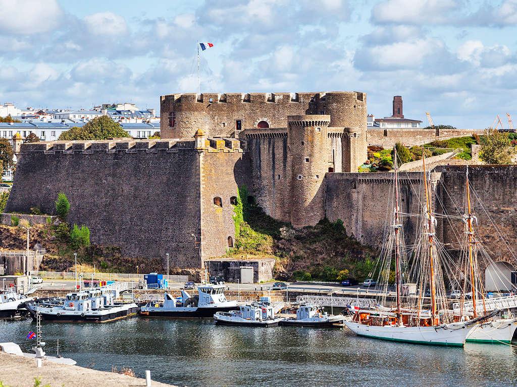 Séjour Bretagne - Week-end en plein coeur de Brest  - 4*