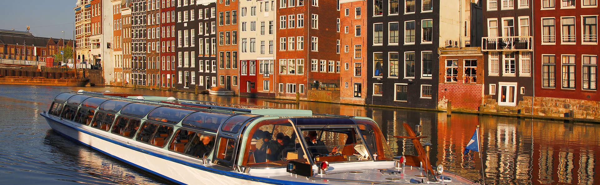 Profitez du luxe et du bien-être et découvrez Amsterdam lors d'une croisière (2 nuits)