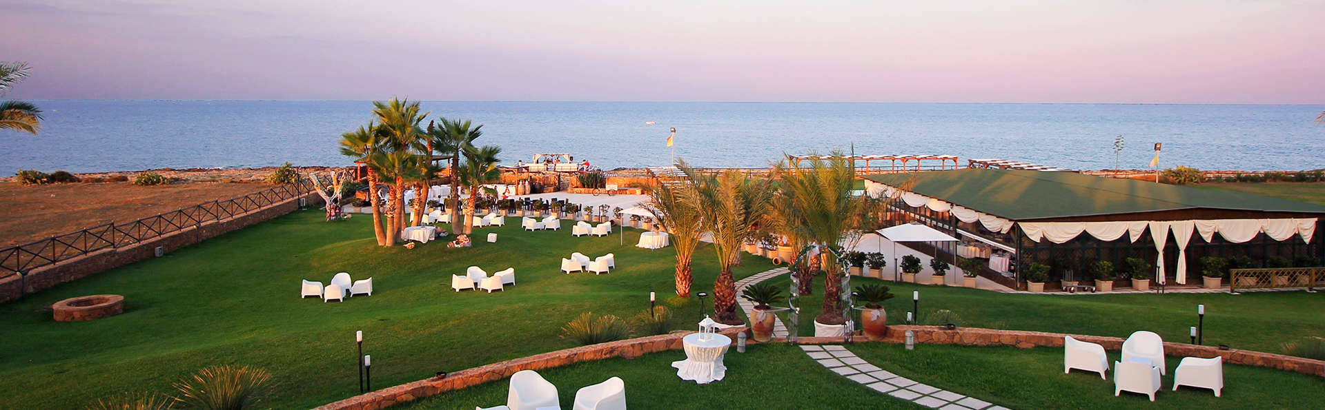 Vue sur mer et attention en chambre au sein d´un 4* en Sicile