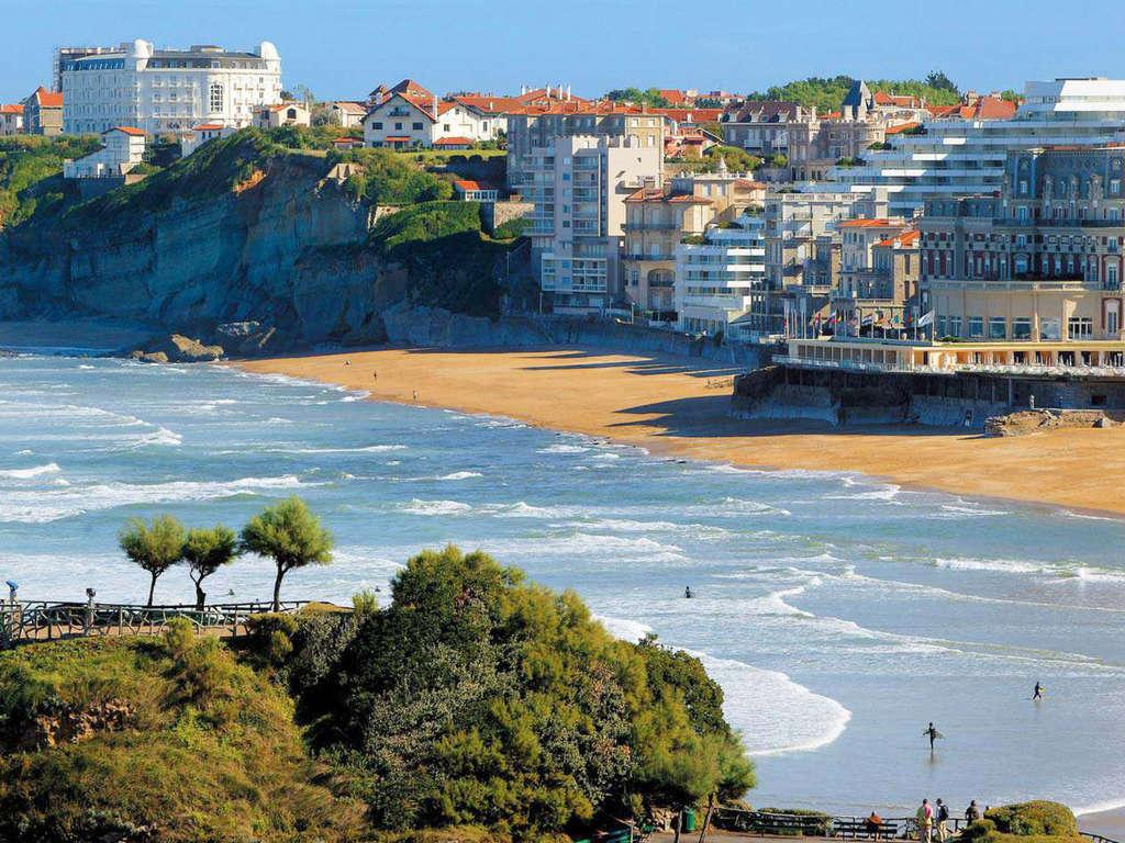 Séjour Biarritz - Séjour romantique en bord de mer à Biarritz  - 3*