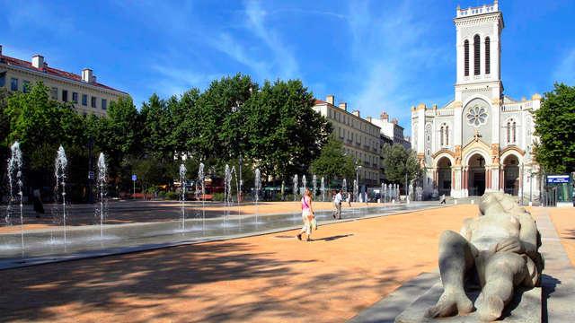 Week-end à Saint Etienne