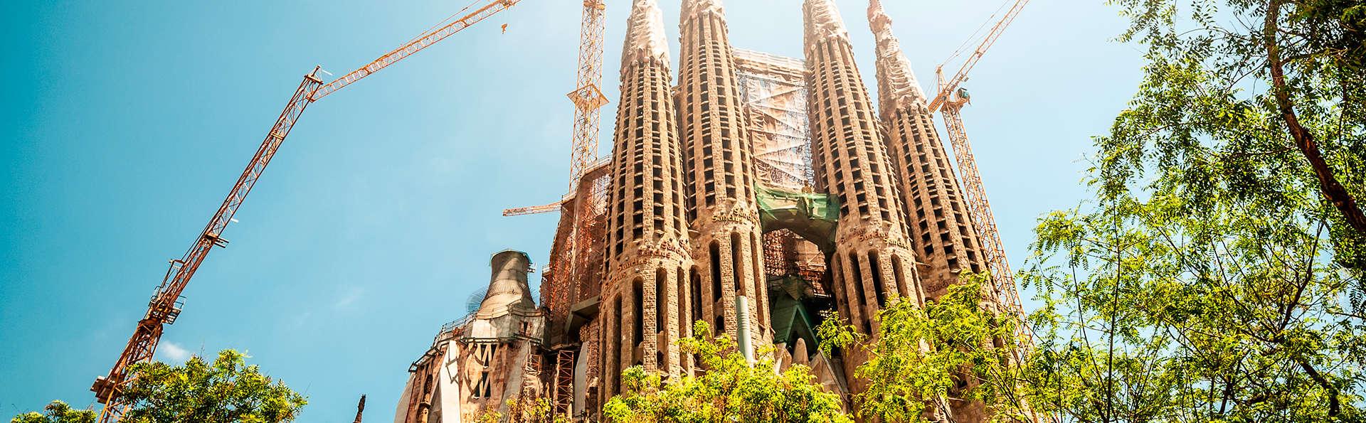 Séjournez Paseo de Gracia et visitez la Sagrada Familia