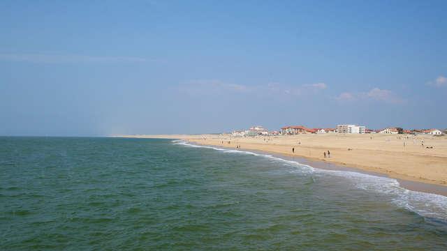 Escapada a cerca del mar en Hossegor