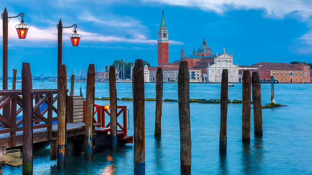 Alójate a las puertas de Venecia con una visita al Museo Leonardo da Vinci