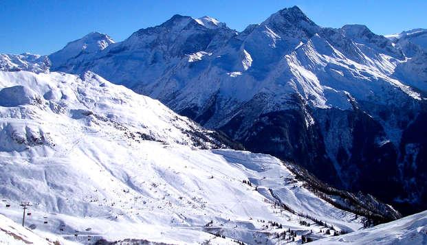 Week-end ski à Plagne (à partir de 2 nuits)