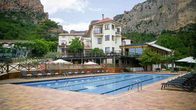 Hotel Restaurant Can Boix De Peramola