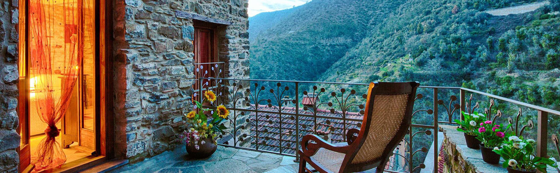 Weekend con visita guidata al paese di montagna Apricale