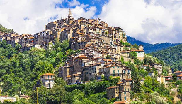 Séjour original et inoubliable dans l'un des plus beaux villages d'Italie