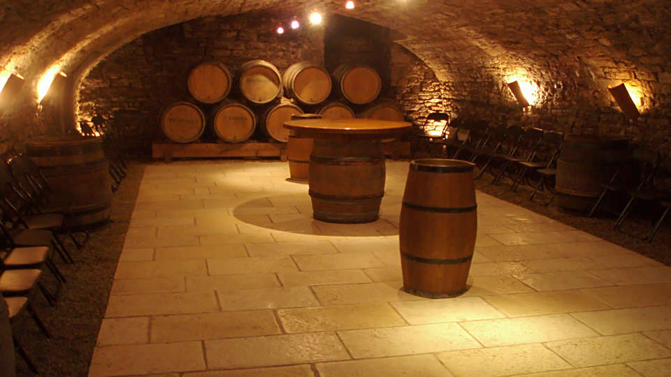 Hôtel Henry II Beaune Centre - EDIT_celler2.jpg