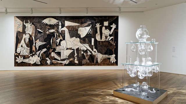 Découvrez l'art contemporain au Grand-Duché de Luxembourg