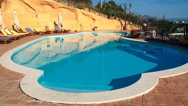 Verblijf in een art hotel naast de beroemde Riserva dello Zingaro