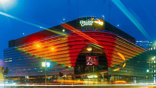Entrée au Casino Holland pour 2 adultes