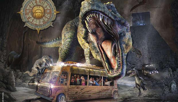 Fin de semana en Essen con entradas para el parque temático Movie Park