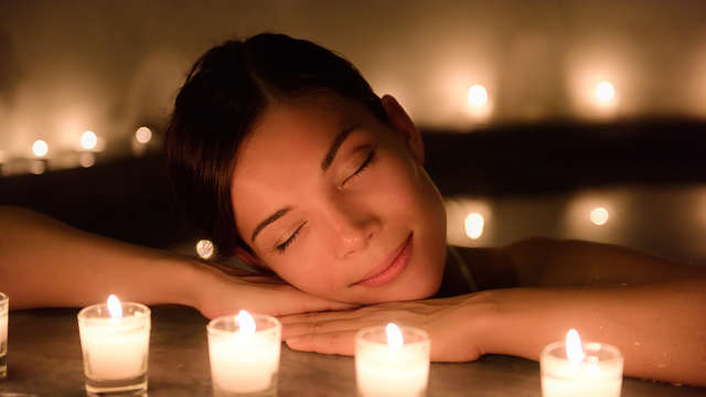 Wellness weekend met ontspannende massage op een steenworp afstand van de grotte di Frasassi