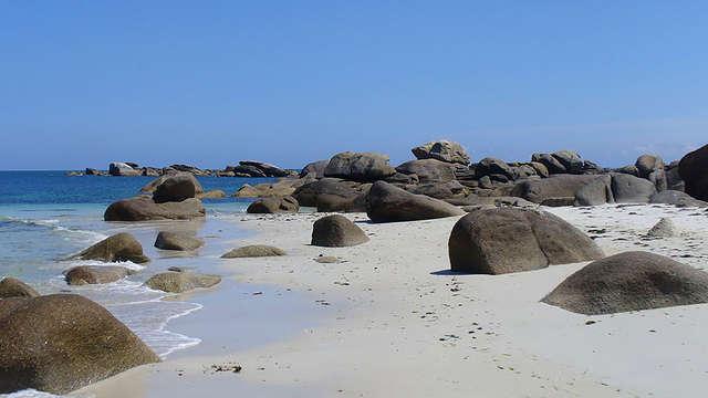 Week-end avec vue sur la mer sur la côte des Abers