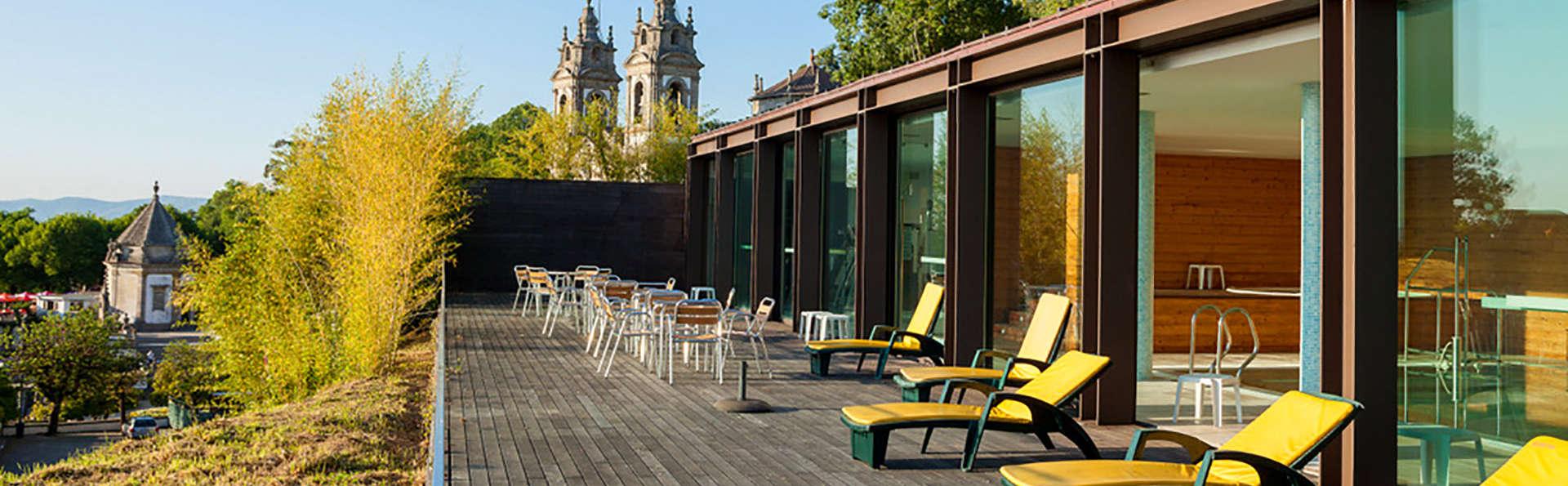 Escapada con acceso al Spa en un hotel con toque tradicional en Braga