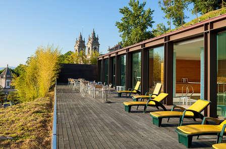 Rilassati e scopri Braga in un hotel tradizionale