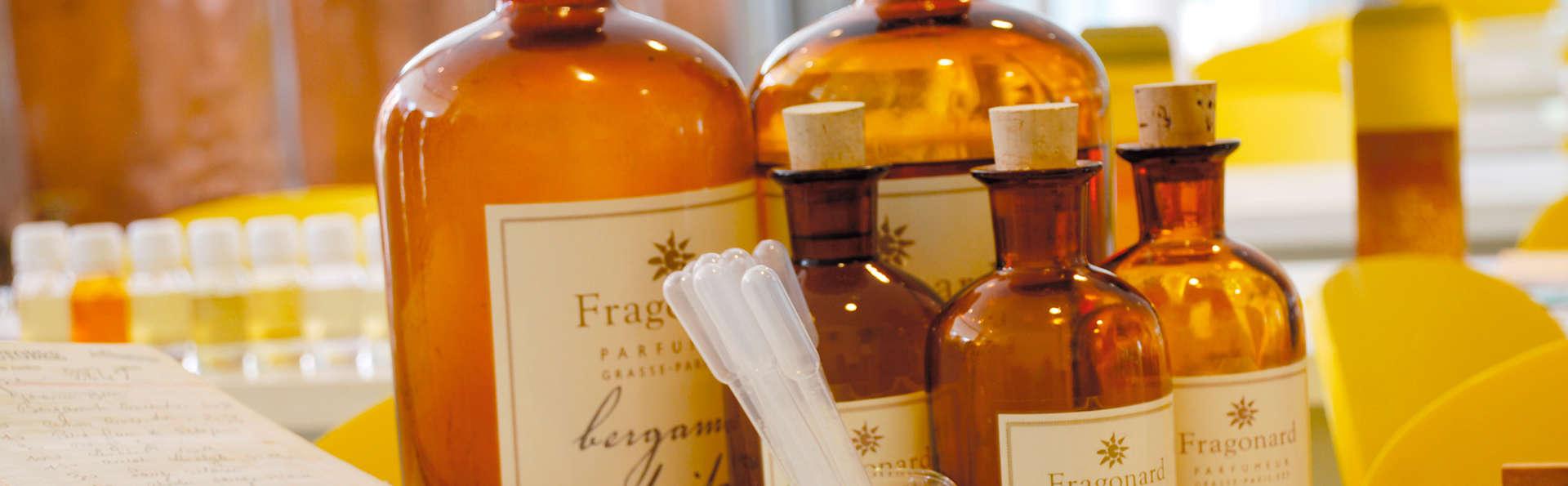Week-end parfumé à Grasse